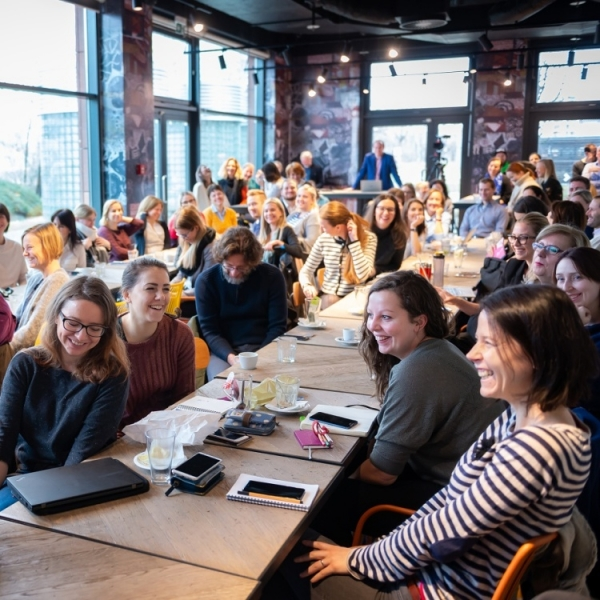 PR Brunch 10: Storytelling